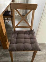IKEA Esszimmer-Stühle INGOLF FANBYN