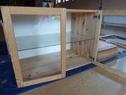 IKEA IVAR Schrank mit Glastüren