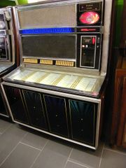 Jukebox Musikbox Seeburg