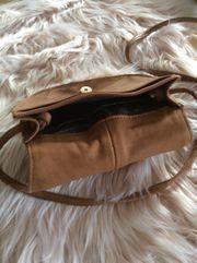 Kleine Lederhandtasche