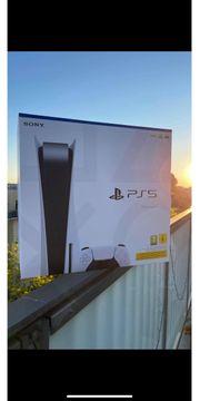 Sony Playstation 5 incl Laufwerk