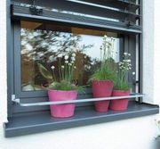 empasa Blumenkastenhalterung Verstellbar ohne Bohren