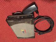 Externe Festplatte 250GB mit Case