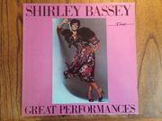 Vinyl LP SHIRLEY BASSEY - Fame -