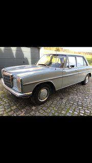 Mercedes 8 Oldtimer
