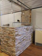 Terrarium 80x120x60 cm mit Zübehör