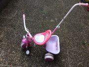 Dreirad für Kleinkinder mit schiebestange