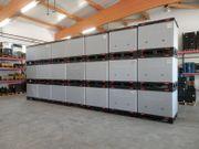 21 Stück Faltbare Großboxen Palettenboxen