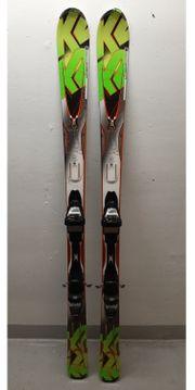 K2 Ski All-Terrain Rocker 160