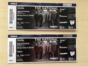 2 Tickets The National München