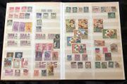 Briefmarkenalbum Philatelist Philatelie Briefmarken