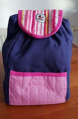 Puppen - Puppenrucksack Puppenschlafsack