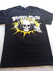 Band T-Shirt BROKEN TEETH