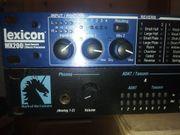 Lexicon MX200 Hallgerät