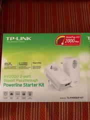 TP Link Powerline Starterkit