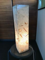 Deko Stehlampe 51 cm