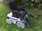 Invacare G50 elektrischer Rollstuhl TFS500 -