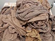50 Strumpfhosen defekt zum basteln