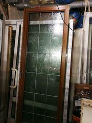 Zweiflügige Terrassentür 172 cm breit