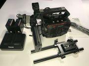 AU-EVA1 Panasonic Cine Kamera mit