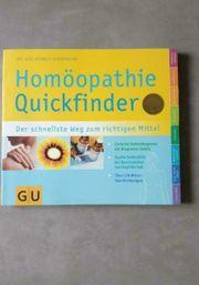 Homöopathie Quickfinder Buch Dr Med