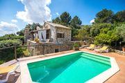 Ferienhaus Mallorca Selva in traumhafter