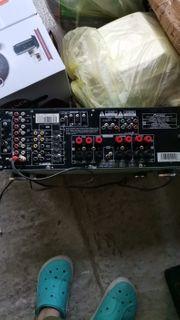 PIONEER VSX-D710S 7 1 AV