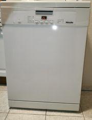 Miele G 4220 Spülmaschine Defekt