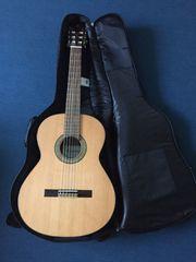 Gitarre Alhambra 3c - kaum gespielt