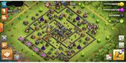 Maxed th9 Clash if Clans