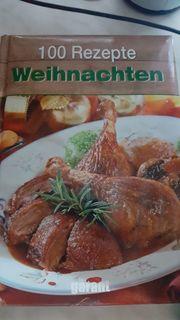 100 Rezepte Weihnachten Buch