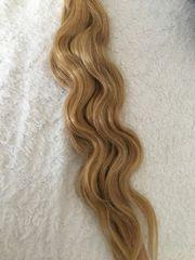 echthaar Haarverlängerung extencions NEU 60cm