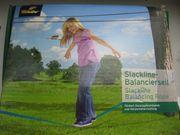Slackline - Balancierseil von Tchibo