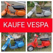 Suche Vespa PX Modelle Zustand