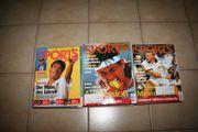Sportzeitschriften - SPORTS - Raritäten