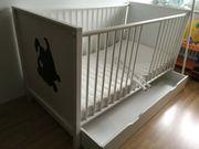 Kinderbett 70 x 140 mit