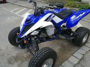 Yamaha YFM Quad