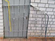 Treppenaussengeländer und Fenstergitter aus Metall