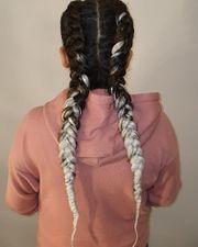 Flechtfrisuren S K Braid Hair