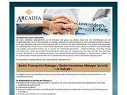 Senior Transaction Manager Senior Investment