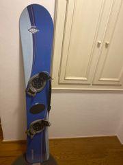 Snowboard Nidecker Raceboard