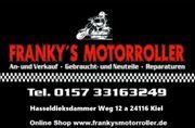 Franky s Motorroller ab sofort