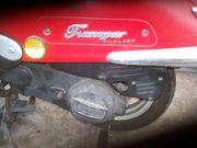 Ein Hingucker---125er-Liebhaber -Roller