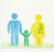 Vierköpfige Familie sucht Eigenheim