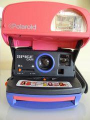 Polaroid 600 SPICECAM in Originalverpackung