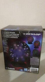 NEU OVP Lautsprecher DUNLOP bluetooth