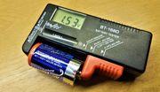 Batterietester Digital Für AA AAA