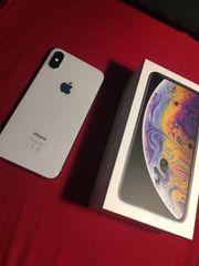 Apple iPhone XS - 256GB - Silber