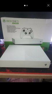 Xbox one s mit Controller