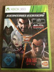 Fighting Edition - 3 Spiele - XBOX360